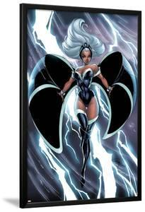 X-Men: Worlds Apart No.1 Cover: Storm by J. Scott Campbell