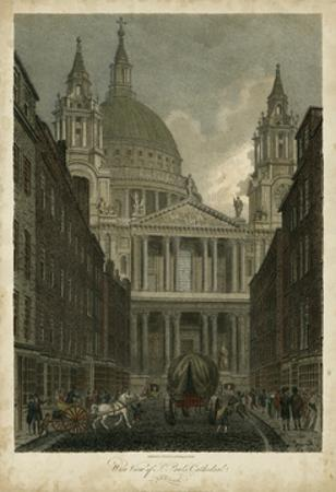St. Paul's Cathedral, London by J. Stover