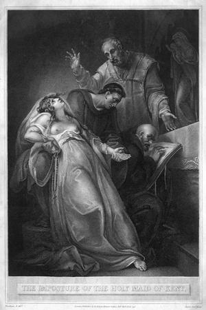 The Imposture of the Holy Maid of Kent, 16th Century