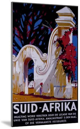 Suid Afrika by J. Térence Mclaw