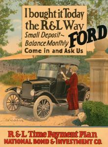 I Bought It Today, The R&L Way: Ford by J^w^ Pondelicek