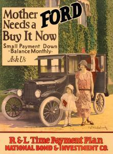 Mother Needs A Ford, Buy It Now by J^w^ Pondelicek