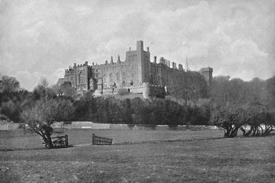 'Arundel Castle', c1896