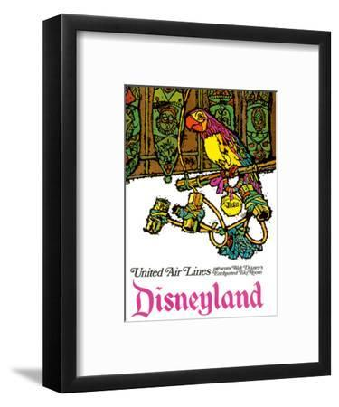 Disneyland - Walt Disney's Enchanted Tiki Room - United Air Lines
