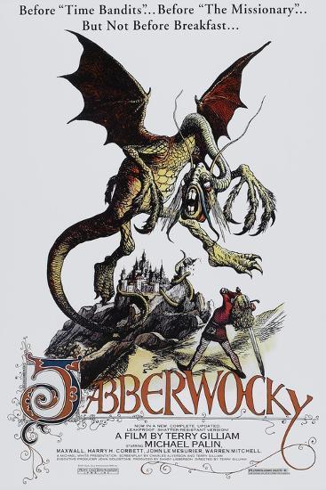 Jabberwocky--Art Print
