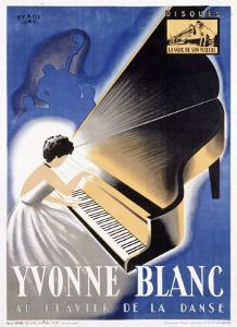 Yvonne Blanc by Jac