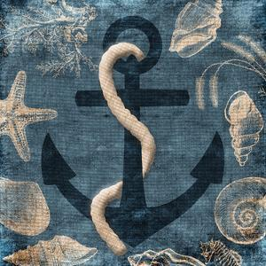 Anchor Blue by Jace Grey
