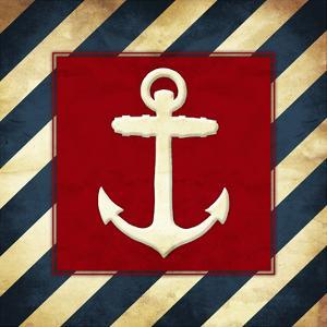 Anchored Stripes by Jace Grey