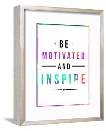 Be Motivated Rainbow