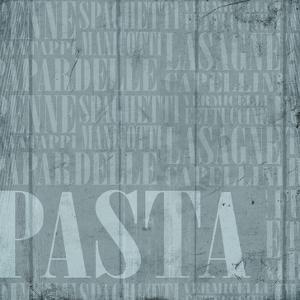 Blue Pasta by Jace Grey