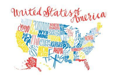 Bright Fun United States by Jace Grey