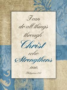Christ Strength by Jace Grey