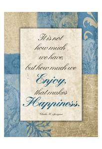 Enjoy Happiness by Jace Grey