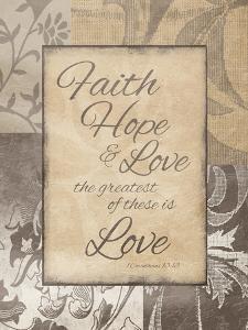 Faith Hope Love by Jace Grey