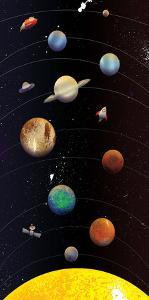 Galaxy Planets by Jace Grey