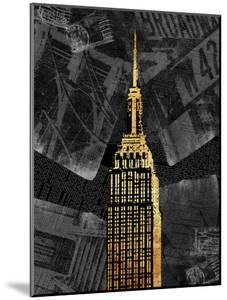 Gold NY by Jace Grey