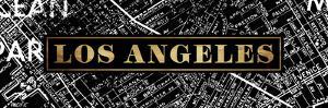 LA St Map by Jace Grey