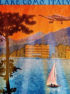 Lake Como by Jace Grey