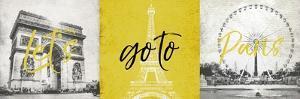 Let's Go To Paris by Jace Grey