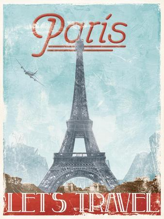 Lets Travel To Paris