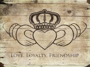 Love Loyalty Friendship by Jace Grey