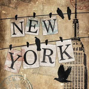 New York On The Line by Jace Grey