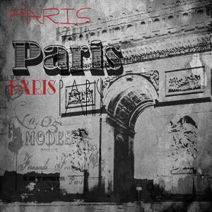 Paris Arc Victorian by Jace Grey