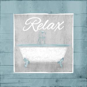 Relax Bath Wood by Jace Grey