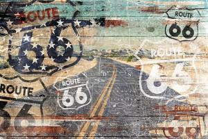 Road To The Flag by Jace Grey
