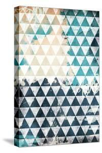 Steal Teal Triangles by Jace Grey