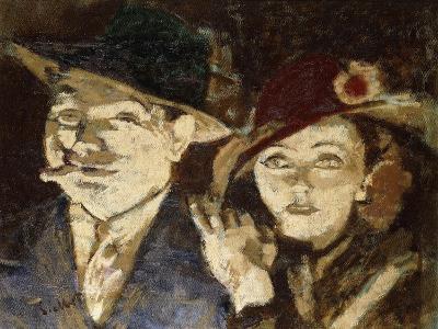 Jack and Jill-Walter Richard Sickert-Giclee Print
