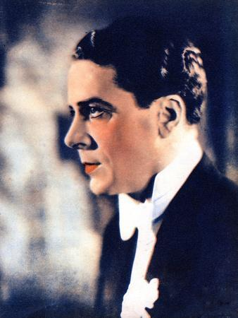Jack Buchanan, British Actor and Singer, 1934-1935--Giclee Print