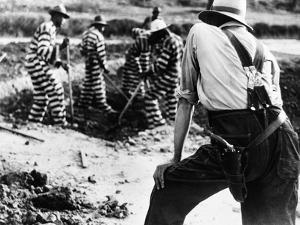 Georgia: Prisoners, 1941 by Jack Delano