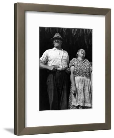 Mr. and Mrs. Andrew Lyman, Polish Tobacco Farmers