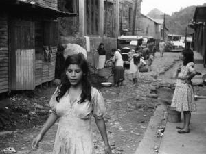 Puerto Rico: Slum, 1942 by Jack Delano