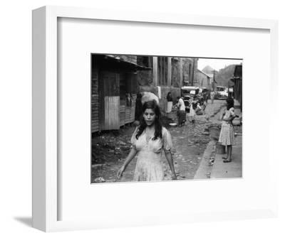 Puerto Rico: Slum, 1942