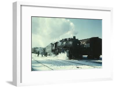 Santa Fe R.R. Freight Train