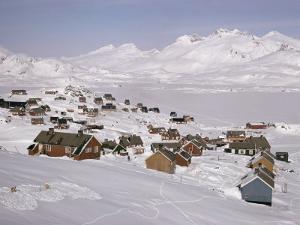 Angmagssalik (Ammassalik), Greenland, Polar Regions by Jack Jackson