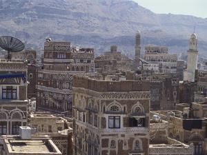 Sanaa, Yemen by Jack Jackson