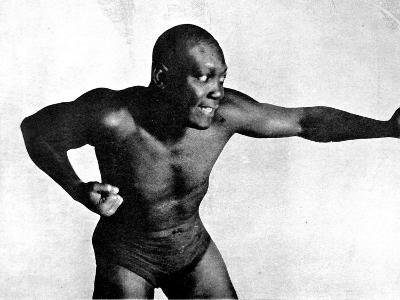 Jack Johnson (1878-1946)--Photographic Print