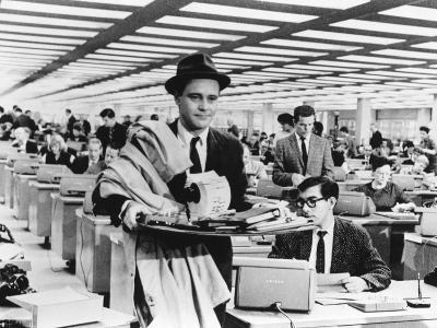 Jack Lemmon, The Apartment, 1960--Photographic Print