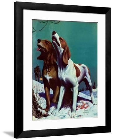 """Hound Dog,""December 9, 1939 by Jack Murray"
