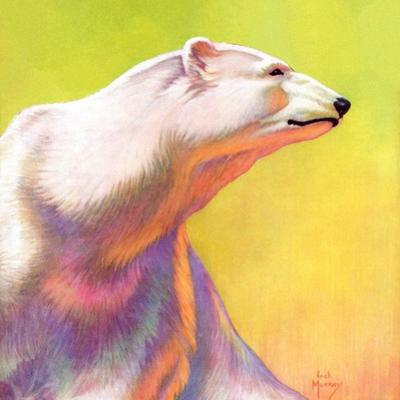 """Polar Bear,""February 1, 1936 by Jack Murray"