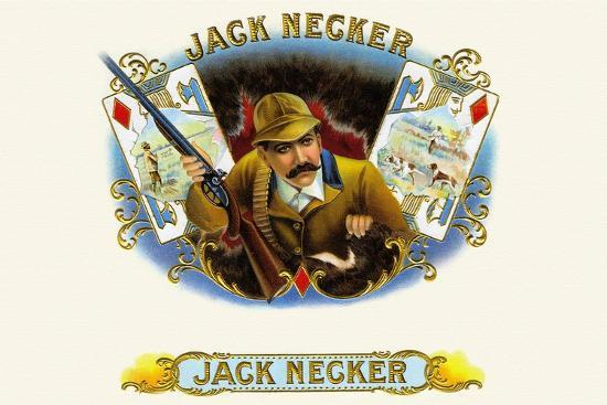 Jack Necker--Art Print