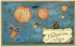 Jack O'Lantern Balloons