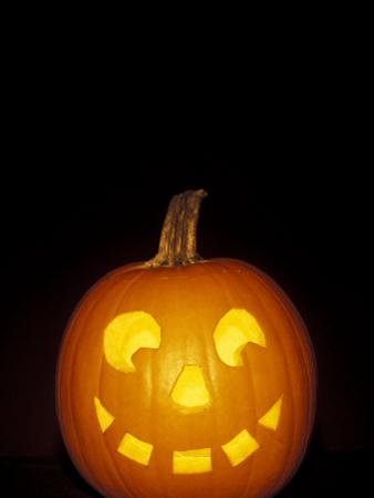 Jack-O-Lantern, Halloween, Washington, USA