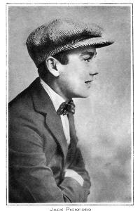 Jack Pickford (1896-193), Canadian-Born American Actor, Early 20th Century