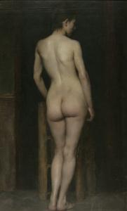 Female Nude by Jack Richard