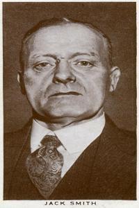 Jack Smith, British Boxing Referee, 1938