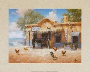 Cantina by Jack Sorenson